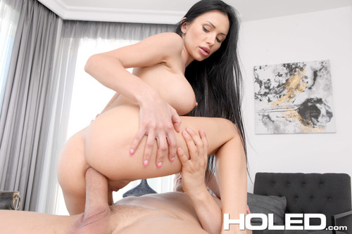 Holed - Sasha Rose - Anal Indulgence