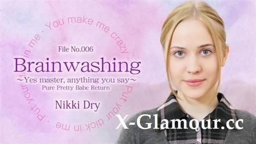 Kin8Tengoku 3302 - Brainwashing Yes Master, Anything You Say Pure Pretty Babe Return File No. 006 [HD]