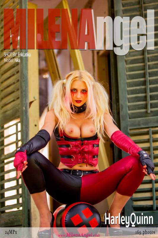 Nika - Harley Quinn (2020-10-12)