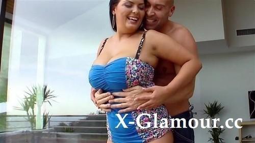 "Jasmine Black in ""Big Booty Babe Blows A Guy"" [SD]"