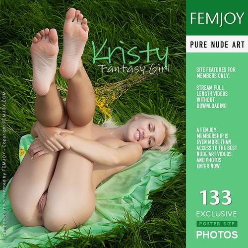 Kristy - Fantasy girl (x133)