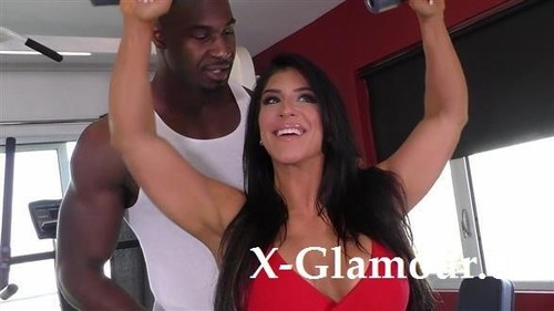 Raven Hart - Work Out With A Big Black Cock (SD)
