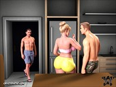 Crazydad3d - Family Sins 23