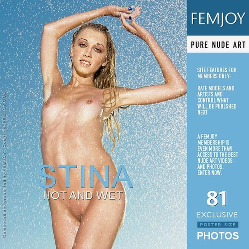 Stina - Hot And Wet (x81)