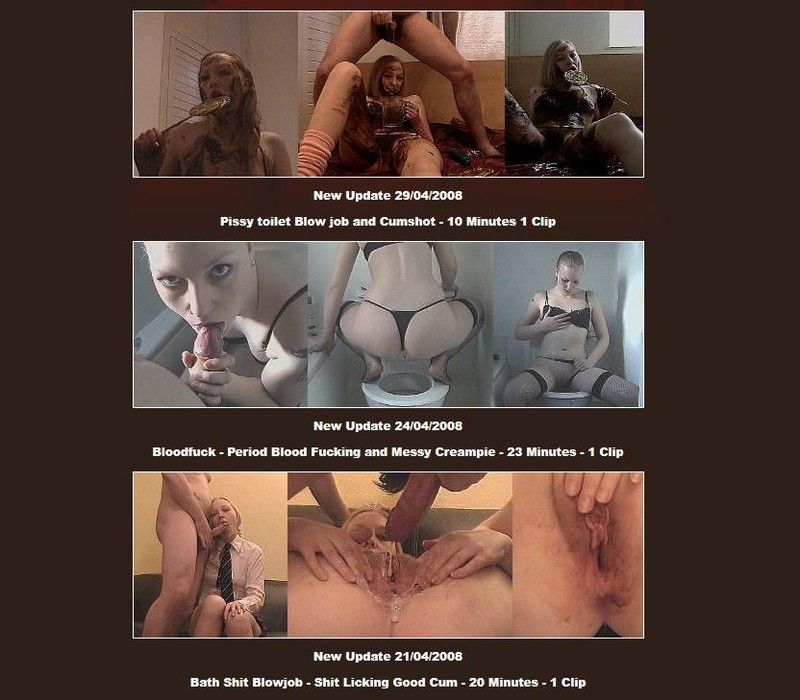 MaisyVanKamp.com SITERIP Scat Porn Collection All 136 Extreme ...