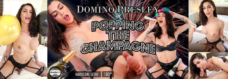 [GroobyVR com] Domino Presley - Popping The Champagne [Oculus, Vive, Index]