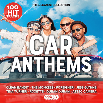 Car Anthems The Ultimate Collection (5CD) (2020) Full Albüm İndir