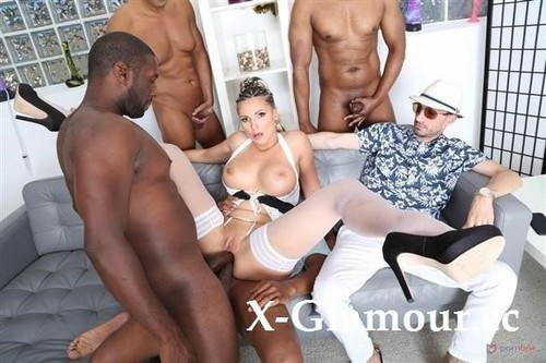 Jolee Love - Cuckold Dream, Jolee Love Gets A Surprise From Her Man, 4 Bbc For Balls Deep Anal, Dap, Gapes And Swallow Gio1548 (HD)