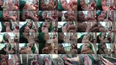 Relax On The Balcony And Domination Of Her Slave Girl - Foot Worship - Sarah