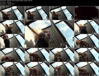 Beach Cabin-Voyeur Video 2405 244