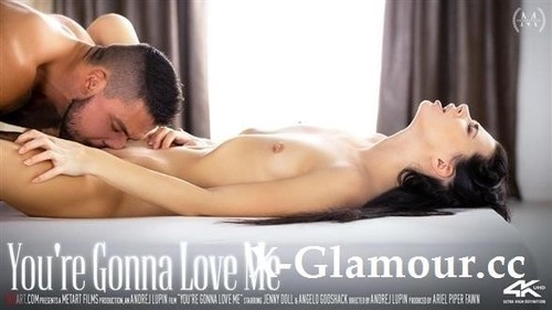 Jenny Doll, Angelo Godshack - Youre Gonna Love Me (FullHD)