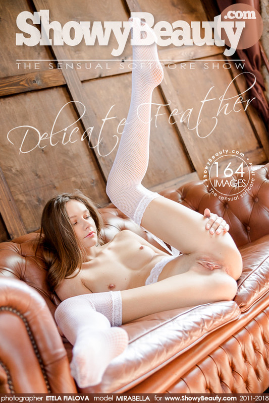 Mirabella - Delicate Feather (x164)