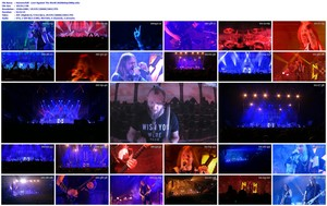 HammerFall - Live! Against The World (2020) [BDRip 1080p]