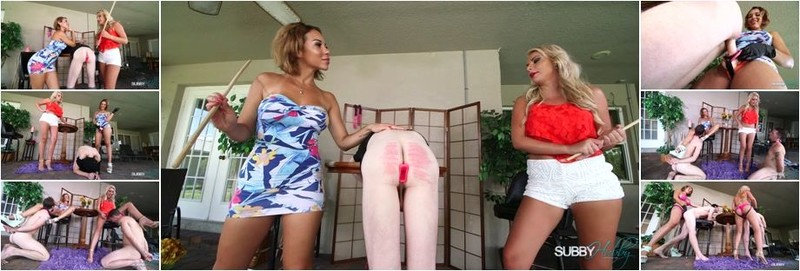 Cherry Morgan, Kylie Rogue - Dominant lunch date (FullHD)