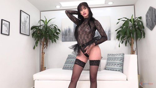 LegalPorno - Yenifer CHP gets first anal with BBC NT045