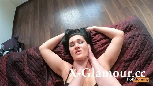 """Hot Mommy in """"My Step Mom Cums Only When I Choke Her."""" [FullHD]"""