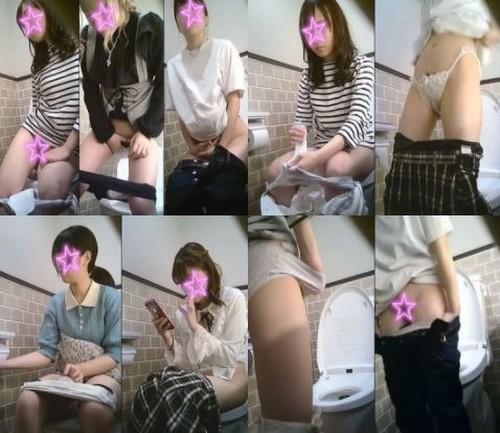 【ovz投稿作品】美人姉のめちゃ可愛いJDのナプキン交換シーン!全6名収録