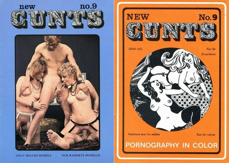 New Cunts 9 (1976) JPG