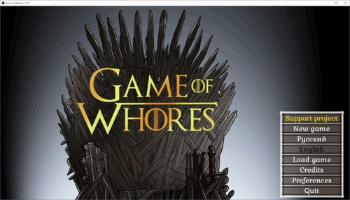 Game of Whores (v1.1.7h)