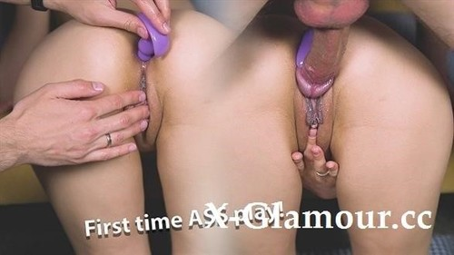 MarValStudio - Marval-Milf With Hot Ass Get Creampie In Pussy And First Time Anal Play (FullHD)
