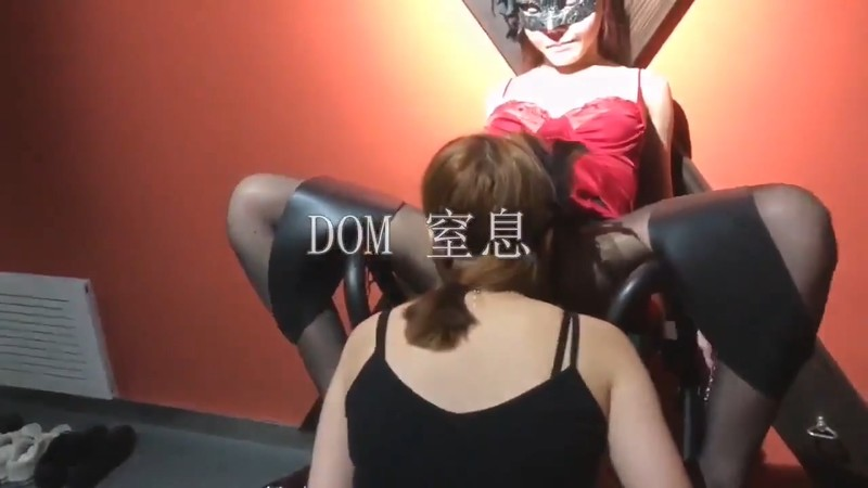 【重磅推荐】推特大神DOM-窒息高质量 售货员母狗与她的女老板S共