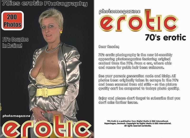 Erotic Photo Magazine 70s - December (2020) PDF