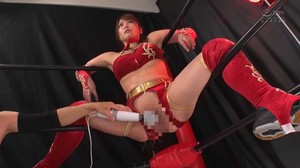RCTD-365 Big Breasts Women's Professional Wrestler Akane's Time Stop sc2