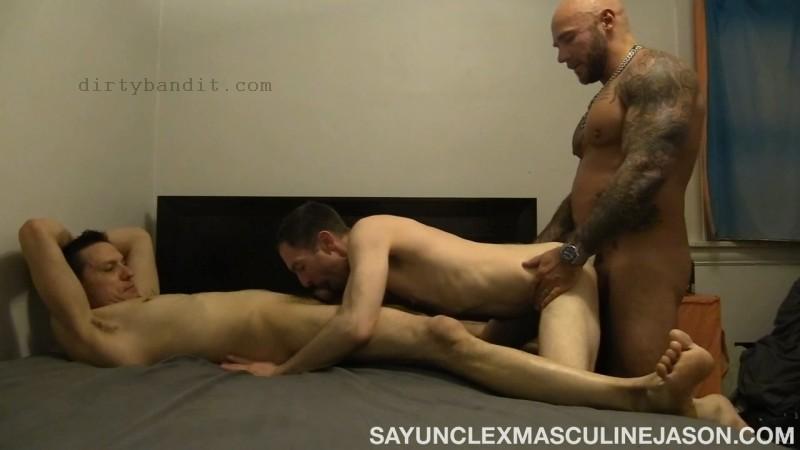 MasculineJason - Deep Loving Threesome: Jason Collins (Dec 23)