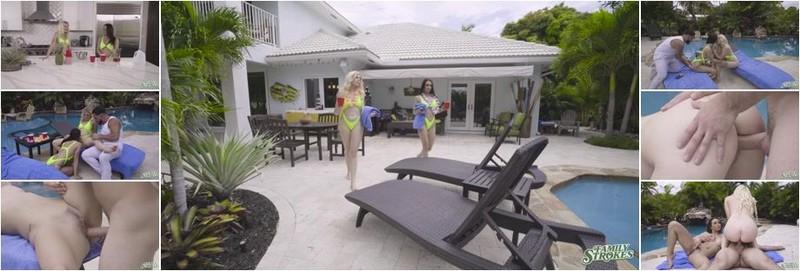 Alessia Luna, Nikki Sweet - Do Us A Favor (HD)