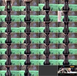 SanyAny, Alina Rose-60FPS FOOTJOB AND CUM SHOT ON LEGS IN NYLON STOCKINGS [FullHD 1080p] Chaturbate.com [2020/139 MB]