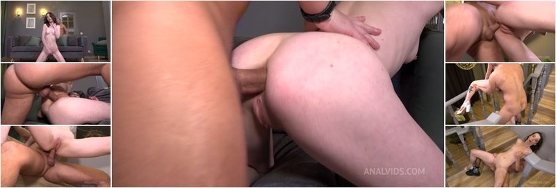 Ekaterina Smit - Welcome to Porn with Balls Deep Anal, Gapes and Cum in Mouth (HD)