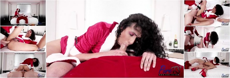 Jackie Hammer - Helping Santa Deliver His Gifts (FullHD)