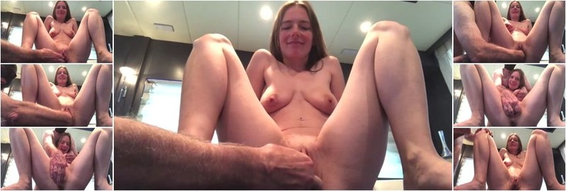 Unknown - Old man fisting young pussy (FullHD)
