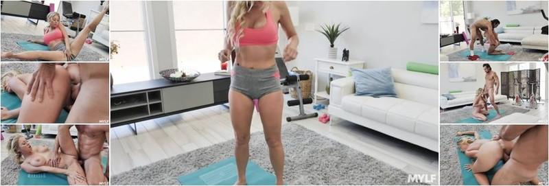 Katie Morgan - After Yoga (HD)