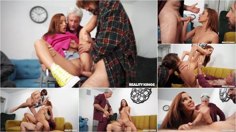 Vanna Bardot Old Man Hanky Panky [FullHD 1080P]