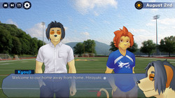 Homecoming - Morenatsu Revisited v6.2 Demo by Stormsinger Studios, Frostclaw Win/Mac/Android