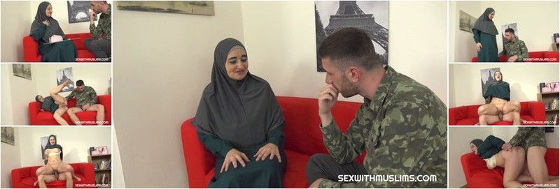 Ameli - Muslim milf pays for service with her body (UltraHD/2K)
