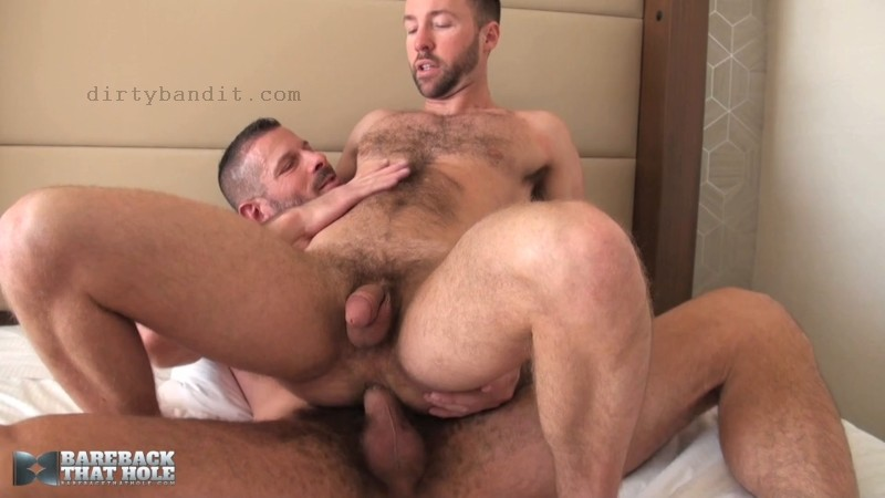 BarebackThatHole - Clay Towers, Alex Hawk Bareback (Dec 30)