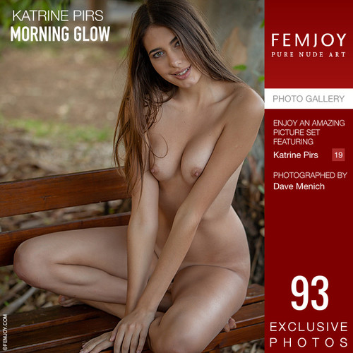 Katrine Pirs in Morning Glow  (2020-12-31)