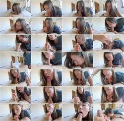 DickForLily-POV Blowjob from my Russian Young GF [FullHD 1080p] Chaturbate.com [2021/250 MB]
