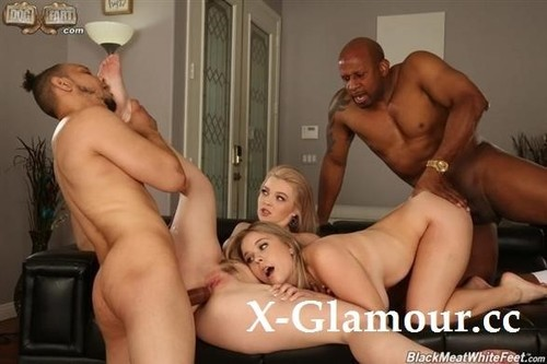 Kay Carter, Percy Sires - Black Meat White Feet (2020/SD)