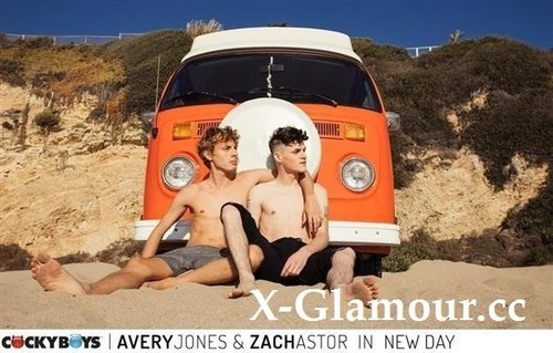 New Day Avery Jones And Zach Astor [FullHD]