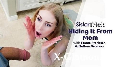 Hiding It From Mom [HD]