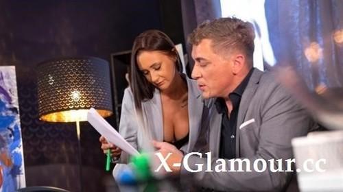 Mina Moreno - New Secretary With Big Natural Tits [SD/480p]