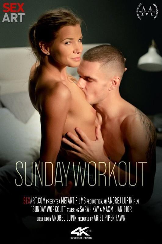 Sarah Kay & Maxmilian Dior - Sunday Workout (Jan 10, 2021)