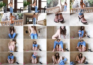 [FTVGirls] - Catalina - Colombian Teen | Built To Arouse (2021 / FullHD 1080p)