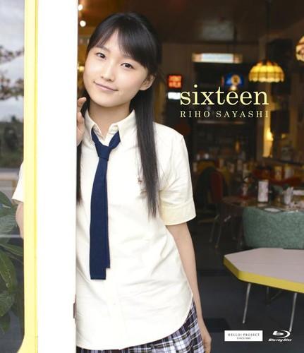 [EPXE-5063] Riho Sayashi 鞘師里保 - sixteen Blu-ray
