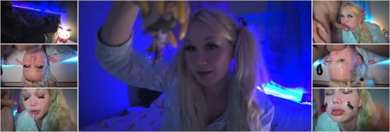 Blondelashes19 - FaceFuck CutiePie (FullHD)