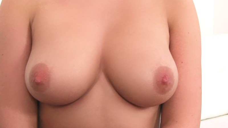 Fakehub - Amazing natural tits blonde talked into sex
