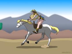 Wild West Bimbos Final by Veins